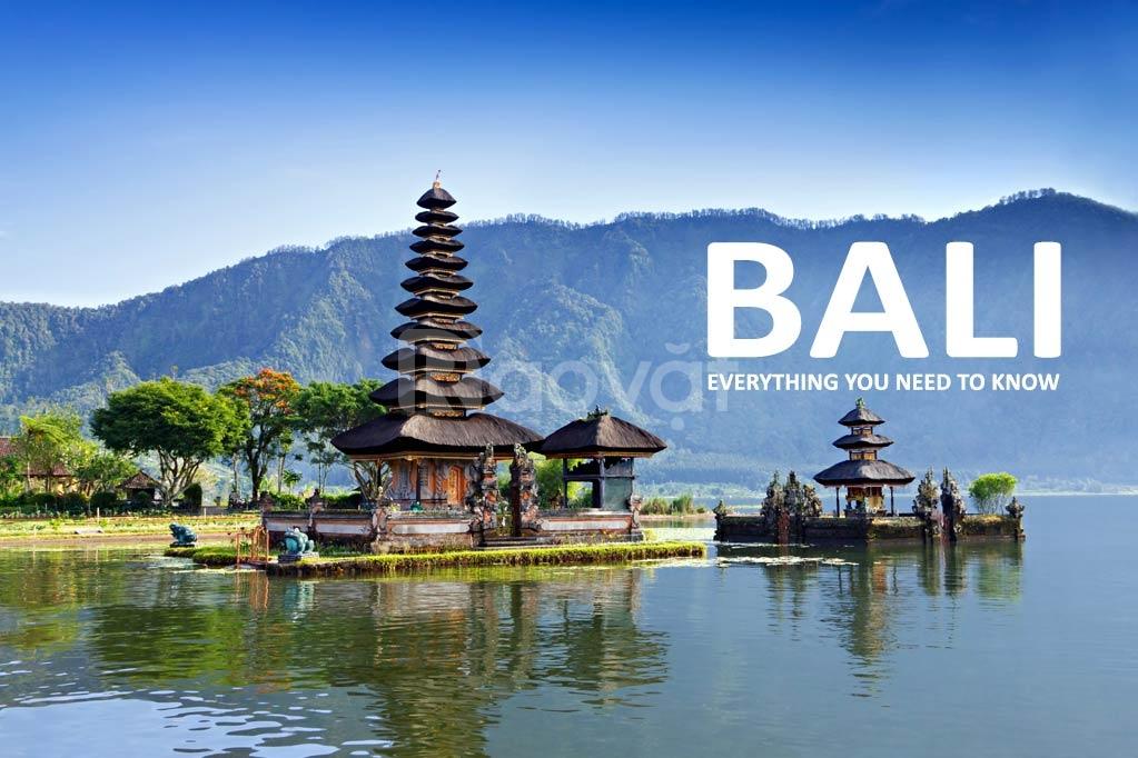 Thiên đường du lịch Bali - Biển & đảo