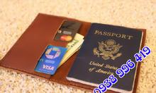 Ví đựng visa, bóp đựng passport giá rẻ