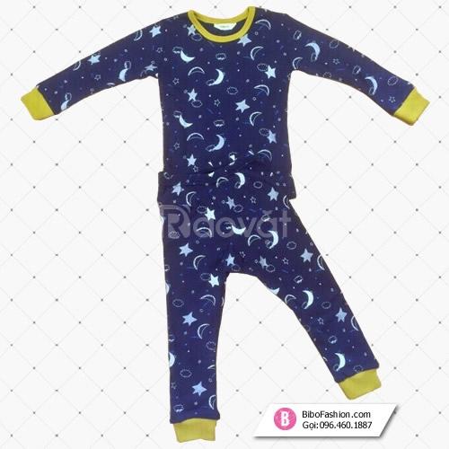 Bộ quần áo trẻ em vnxk Hàn Quốc cực hot, Thu đông