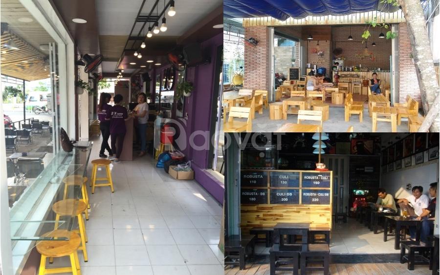 Chuyên setup, trang trí và thiết kế quán cà phê