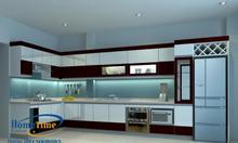 Tủ bếp Hải Dương - Tủ bếp nhựa Hải Dương