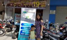 Sang quán café trên đường Nguyễn Công Trứ, Q1.