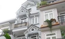 Bán Biệt thự Hồ Xuân Hương, Quận 3,DT: 6,5x13m.