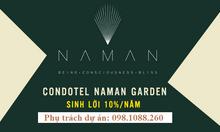 Naman Garden cam kết ln 10% trong 10 năm