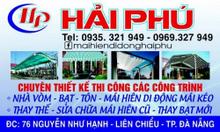 Mái Hiên Di Động Uy Tín Tại Đà Nẵng, 0935321949