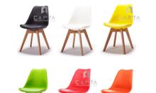 Bàn ghế phòng ăn Eames và Tolix giá rẻ tại Tp.HCM