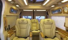 Cho thuê xe Vip - Dcar Limousine Presdent