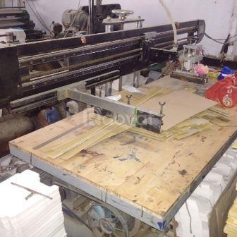 Thanh lý máy sản xuất bao bì giấy carton