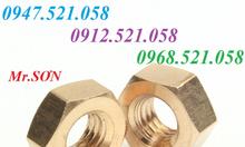 0968.521.058 bán ê cu đai ốc đồng Hà Nội