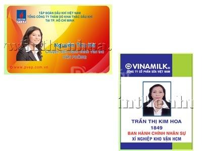 Thẻ nhân viên, thẻ vip và Dây Đeo Thẻ Cao Cấp