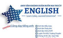 Tiếng Anh Thiếu Nhi BMT - Thầy Toàn 0938034232