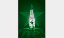 Bia Heineken chai nhôm Hà lan 098.8800337