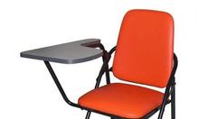 Giảm giá thanh lý ghế gấp liền bàn,  ghế sinh viên