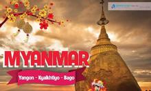 du lịch myanmar giá rẽ nhất