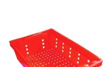 Chuyên cung cấp sóng nhựa rỗng, rổ nhựa giá rẻ