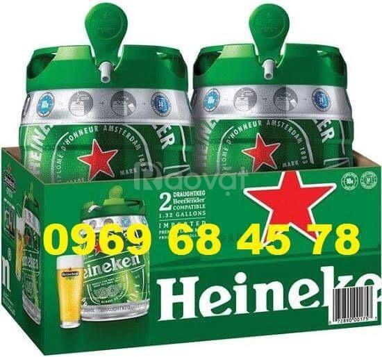 Bia Bom 5 lit Heineken - Bia nhap khau