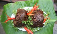 Cá kho cổ truyền làng Vũ Đại