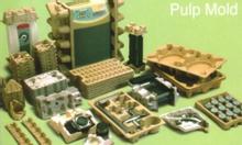 Định hình bột giấy, Định hình giấy, pulp mold