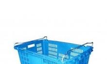 Khay nhựa, sóng nhựa đặc, đan lưới, hộp nhựa đặc