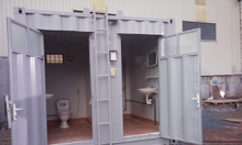 Container toilet 10feet Hưng Phát