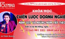 Khóa học chiến lược doanh nghiệp tại Đà Nẵng