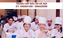 Học nhanh Cao đẳng nấu ăn Hà Nội