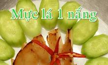 Mực 1 nắng thịt dày, ngọt, tươi ngon từ Phan Rang