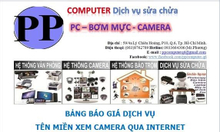 PP Computer Bán host tên miền camera