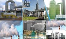 Hệ thống hút khí thải công nghiệp Cơ điện Vimax