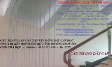 0947.521.058 cáp cầu thang tăng đơ ống Inox 304
