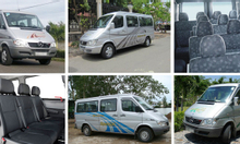 Cho thuê xe du lịch 16,29,35,45 chỗ tại Hà Nội