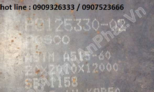 Thép Tấm Chịu Nhiệt A515, A516, Sb410