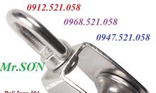0968.521.058 bán Puly Inox 304, Cáp Inox 304