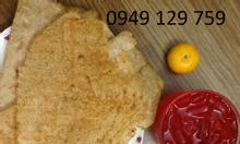 Bánh tráng nướng mắm ruốc siêu ngon. 0949 129 759