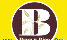 Trà gạo lứt rang Brown Rice