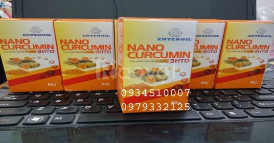 Nano Curcumin (Nano tinh nghệ) Viện Hàn Lâm