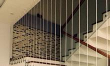 0968.521.058 Cầu thang cáp tăng đơ ống Inox 304