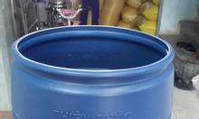 Lu nhựa làm giá đỗ màu xanh của Thiên Phúc