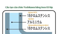 CHẢO TỪ YOSHIKAWA WOK INOX 28