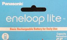 Pin sạc và bộ sạc Panasonic Eneloop