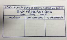Khắc dấu quận Thanh Xuân