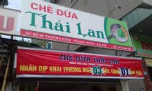 Khai trương Chè Dừa Thái Lan tại Hà Nội