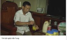 Tinh bột nghệ miền Trung - Dấu ấn 1 thương hiệu