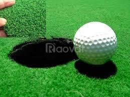 Bóng golf nổi - Bóng golf đánh ra hồ
