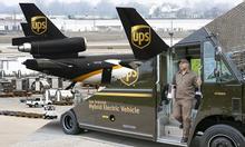 Chuyển phát nhanh UPS tại Bến Cát Bình Dương