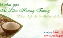 Bột cám gạo ái liên