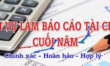 Nhận làm Kế toán/Thuế cho công ty và cá nhân