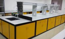 Bàn thí nghiệm, tủ đựng hóa chất chuẩn châu Âu