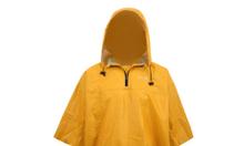 Áo mưa in quảng cáo