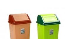 thùng rác công viên, thùng rác nhựa công cộng